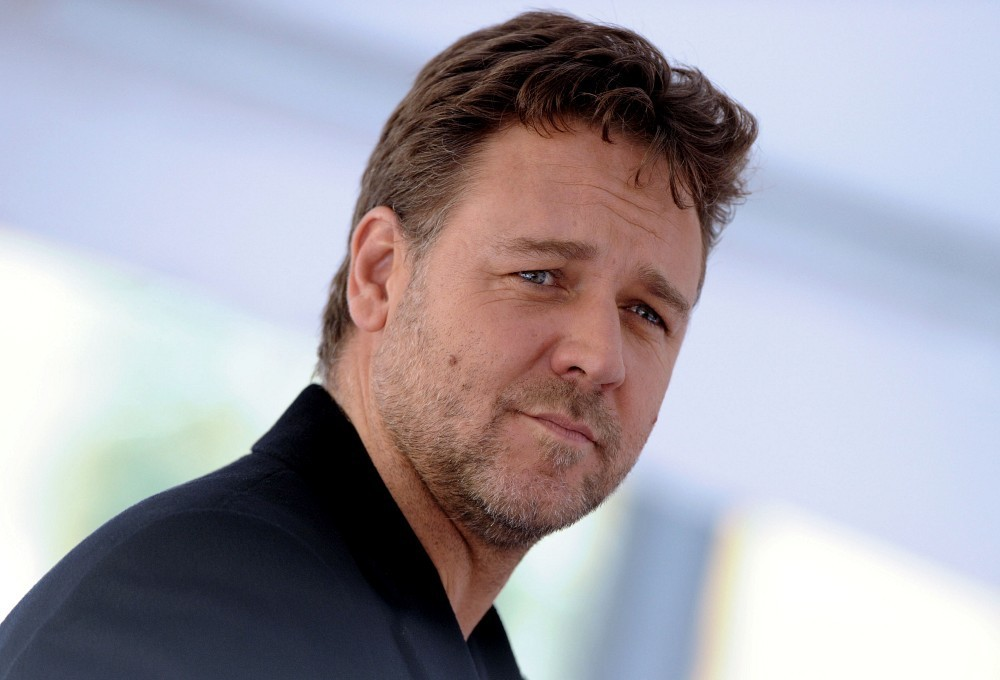 hollywood stars russell crowe - 1000×680
